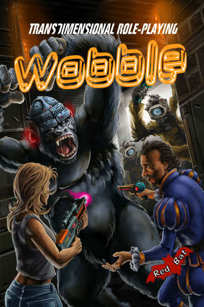 Wobble: Transdimensional Roleplaying