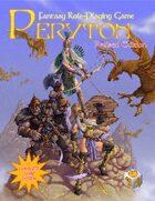 Peryton Fantasy Role-Playing Game