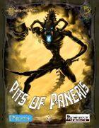 Pits of Paneris [PFRPG]