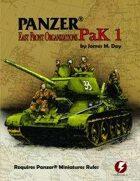 Panzer® Panzer PaK 1 Extras