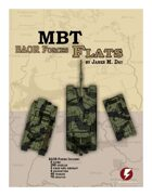 MBT Flats: BAOR Forces
