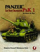 Panzer® PaK 1: East Front Organizations
