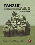 Panzer® PaK 3: Normandy to Berlin