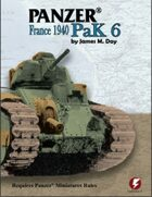 Panzer® PaK 6: France 1940