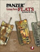 Panzer® Flats: German Forces