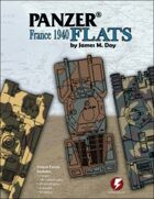 Panzer® Flats: France 1940 Common Base