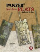 Panzer® Flats: Soviet Common Base