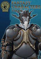 Fantasy Characters - Tyrant stock art