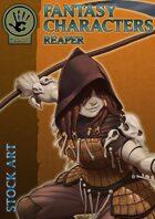 Fantasy Characters - Reaper stock art