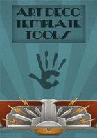 Art deco template tools