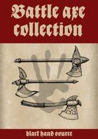 Battle axe collection