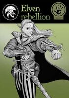 Elven rebellion - Stock art