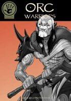 Orc warriors - Stock art