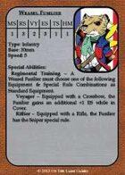 [Brushfire] Weasel Fusilier