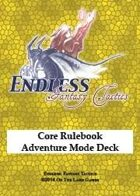 Endless: Fantasy Tactics - Adventure Mode - Core Rulebook Cards