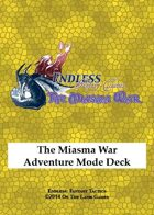 Endless: Fantasy Tactics - Adventure Mode - The Miasma War Cards