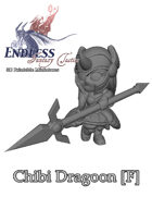 Endless: Fantasy Tactics - Chibi Dragoon [F] (STL)