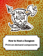 How to Host a Dungeon POD Bundle [BUNDLE]