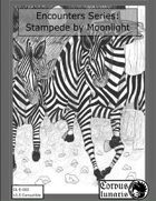 Encounters Series 3: Stampede By Moonlight
