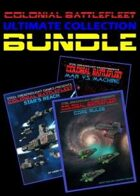 Colonial Battlefleet: The Complete Collection [BUNDLE]