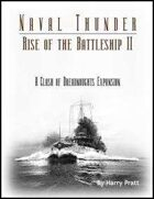 Naval Thunder: Rise of the Battleship II