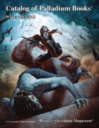 2012 Catalog of Palladium Books