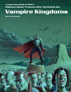 Rifts® Vampire Kingdoms - 1st Edition Rules