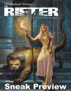 The Rifter #63 Sneak Preview