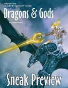 Dragons & Gods Sneak Preview