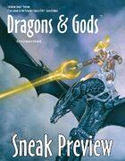 Dragons & Gods Sneak Preview