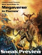 Rifts Megaverse in Flames Sneak Preview