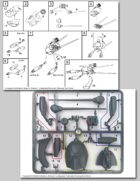 Zentraedi Quel-Gulnau Recovery Pod Assembly Instructions for Robotech® RPG Tactics™