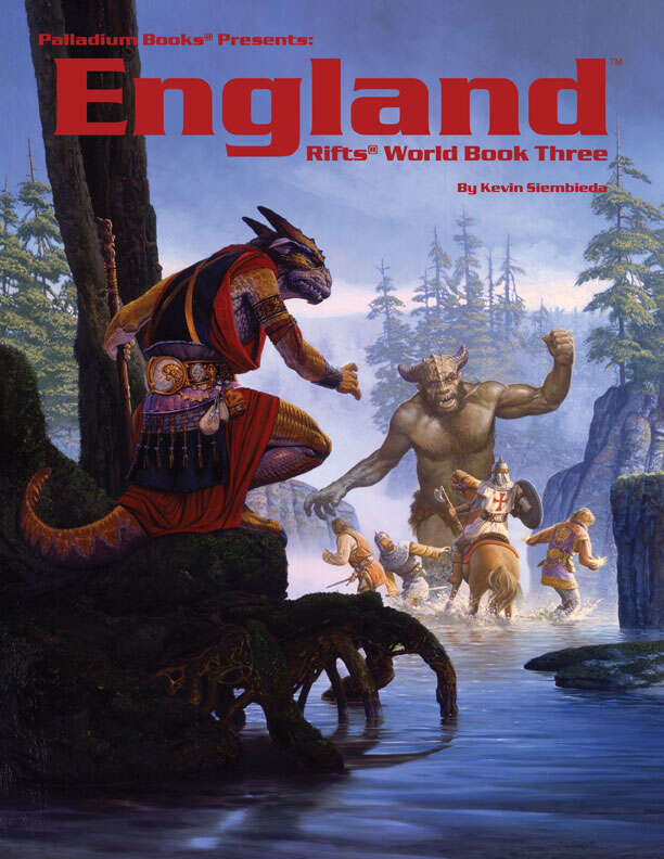 Rifts® World Book Three: England™