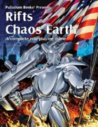 Chaos Earth® RPG