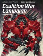 Rifts® World Book 11: Coalition War Campaign™