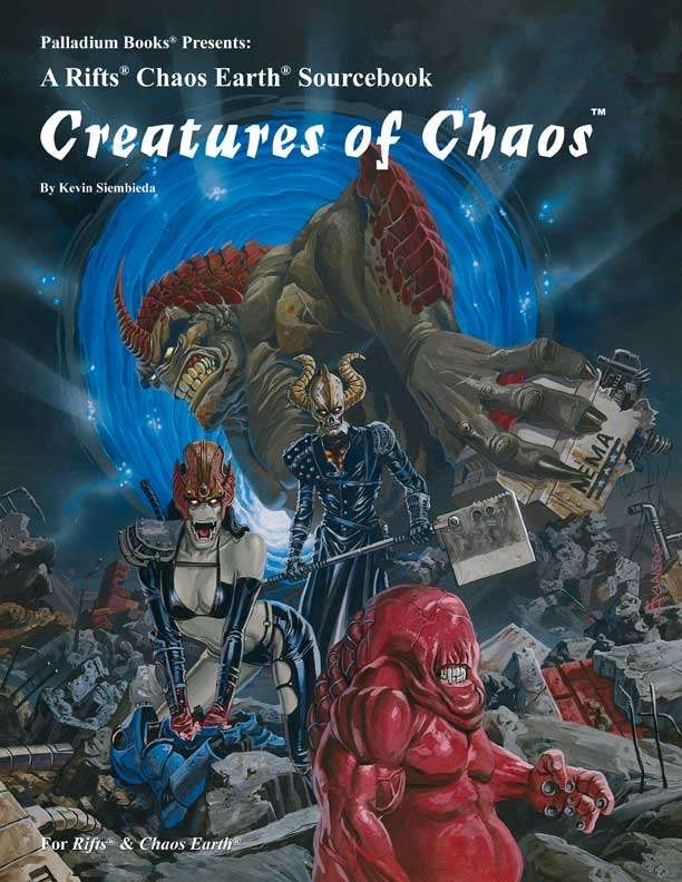 Chaos Earth® Creatures of Chaos™