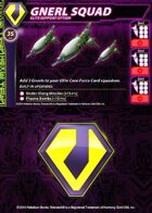 Zentraedi Gnerl Squad Support Card for Robotech® RPG Tactics™
