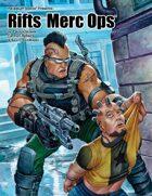 Rifts® Merc Ops™