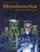 Rifts® Sourcebook Three: Mindwerks™