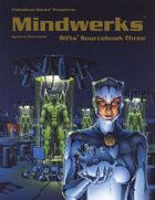Rifts® Sourcebook Three: Mindwerks™