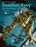 Rifts® Sourcebook Four: Coalition Navy™