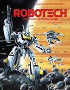 Robotech® RPG, 1986 Edition