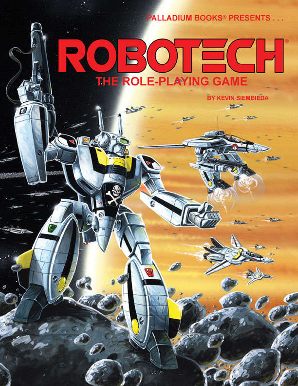 Robotech® RPG, 1986 Edition