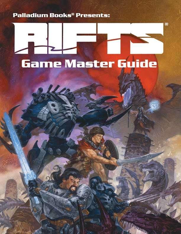 Rifts game master guide palladium books rifts for Bureau 13 rpg pdf
