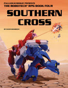 Robotech® Southern Cross Sourcebook, 1987 Edition
