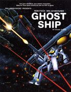 Robotech® Ghost Ship Adventure Sourcebook, 1988 Edition