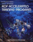 Robotech® RDF Accelerated Training Program, 1988 Edition