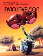 Robotech® Invid Invasion Sourcebook, 1988 Edition