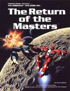 Robotech® Return of the Masters Sourcebook, 1998 Edition
