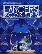 Robotech® Lancer's Rockers, 1989 Edition